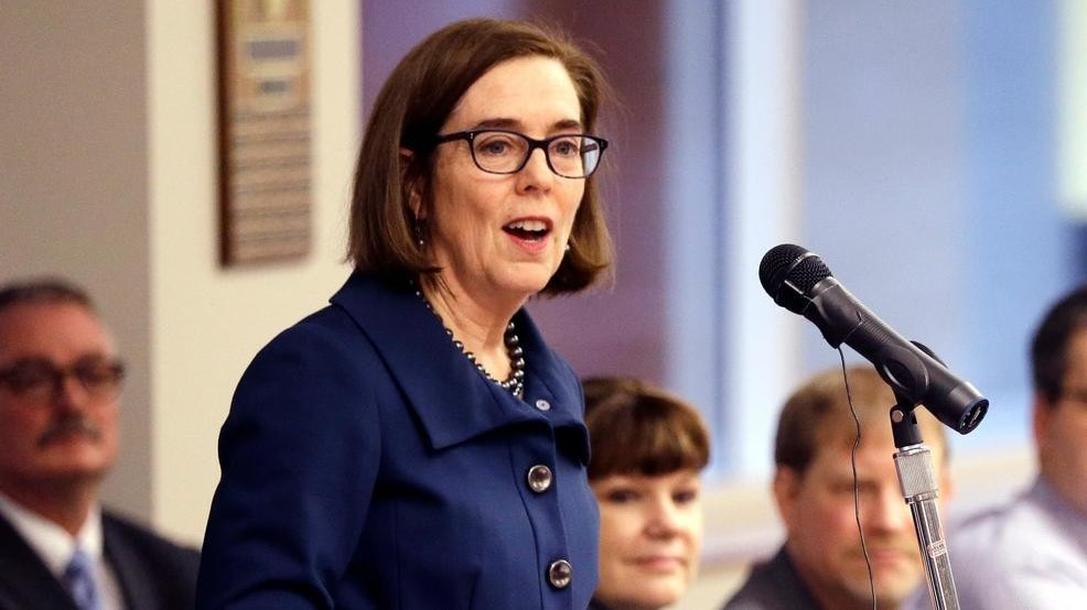 Carbon footprint hypocrisy for Oregon's governor