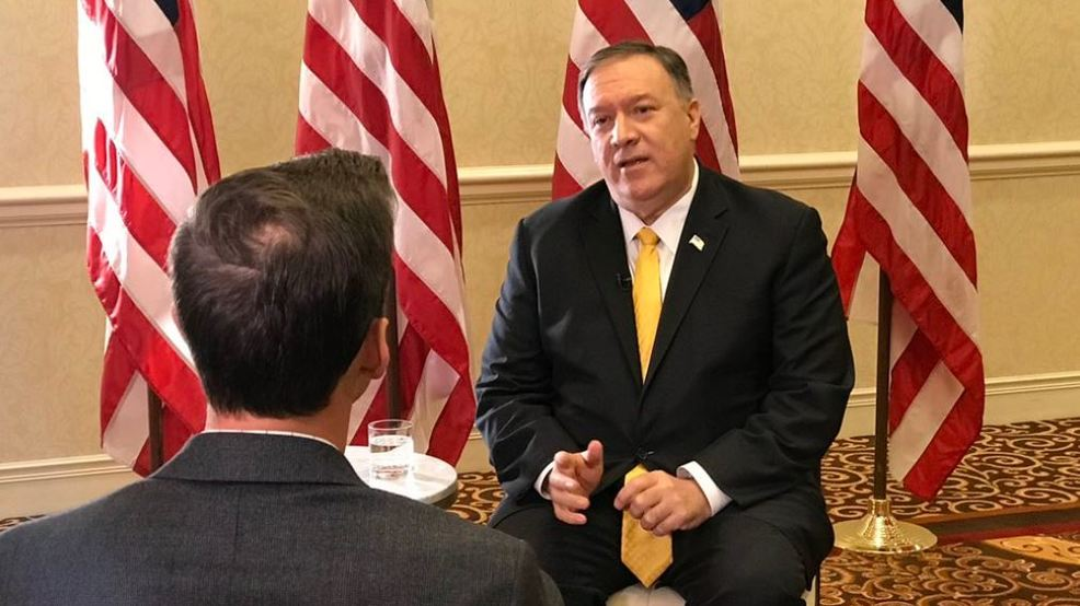 ACLU-TN says Mike Pompeo's Nashville speech went beyond 1st Amendment protections