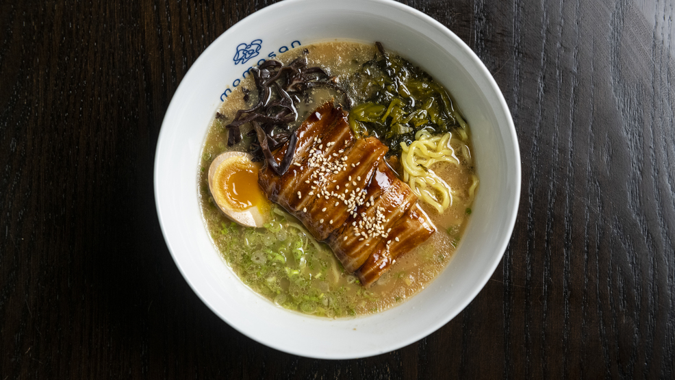 True Life: An Iron Chef made us a bowl of ramen, and he will for you too