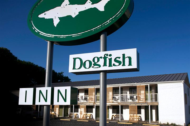 "The ""all-inn-clusive"" special at Dogfish Inn gets you behind the scene access to the brewery (Image: Dogfish Inn)<p></p>"