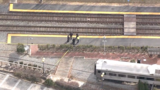 Man struck, killed by Amtrak train in Montgomery County, fire officials say