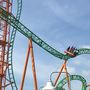 Darien Lake's new roller coaster Tantrum opens