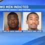 2 men charged for shooting, 1 also charged with dog fighting