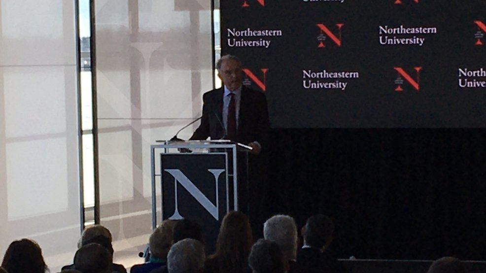 Northeastern University to open $100M center in Portland