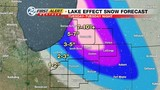 WSBT 22 First Alert Weather: Winter Storm Warnings, Advisories over