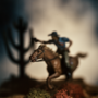 Photographer David Levinthal's exhibit opening at Eastman Museum