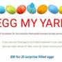 Amarillo-Panhandle Humane Society starting Egg Your Yard fundraiser