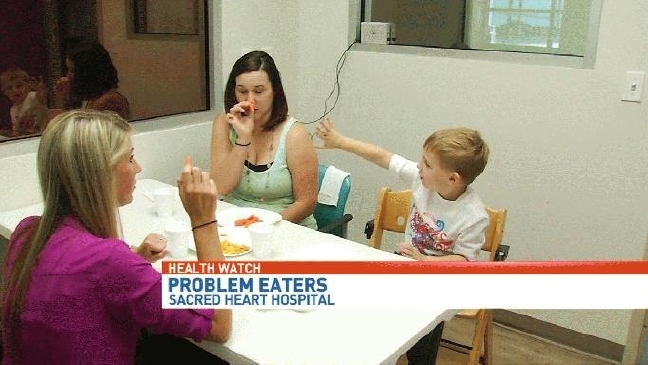 Health Watch: Speech therapy to help 'picky eaters'