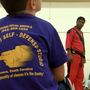 Florence man using martial arts to teach hurricane preparedness