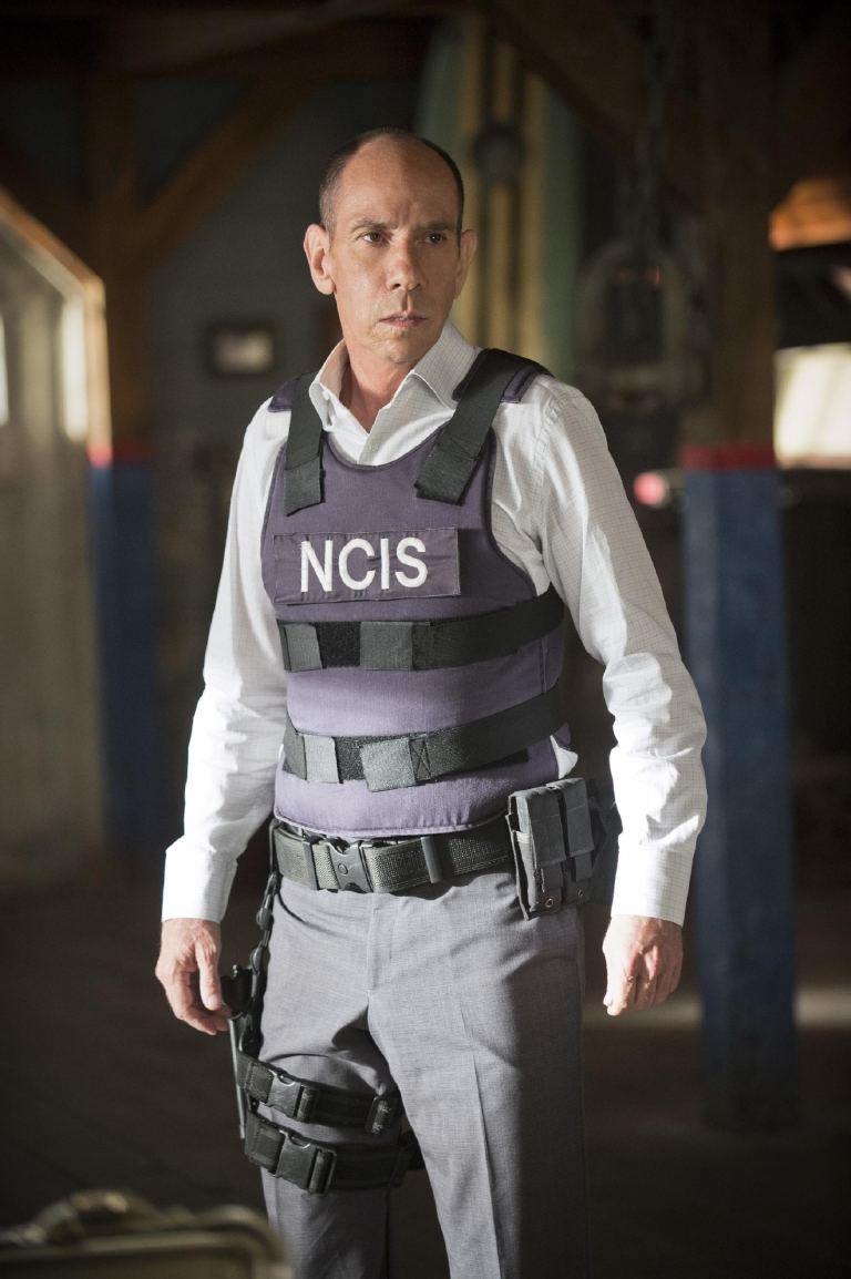 "This image released by CBS shows Miguel Ferrer in character as NCIS Assistant Director Owen Granger in NCIS: Los Angeles. Ferrer, who brought stern authority to his featured role on CBS' hit drama ""NCIS: Los Angeles"" and, before that, to ""Crossing Jordan,"" died Thursday, Jan. 19, 2017, of cancer at his Los Angeles home. He was 61. (Neil Jacobs/CBS via AP)"