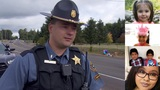 'It crushes your heart': Trooper describes responding to crash that killed mom, 4 kids