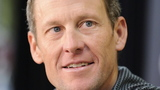 Lance Armstrong hospitalized after bike crash