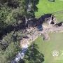 Sinkhole opens near middle school in Apopka