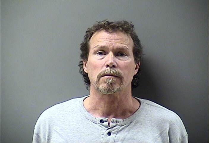 SE Iowa man arrested for shooting a hunting dog/Wapello County Jail