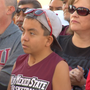 Thousands of Aggie fans celebrate historic NMSU bowl game win
