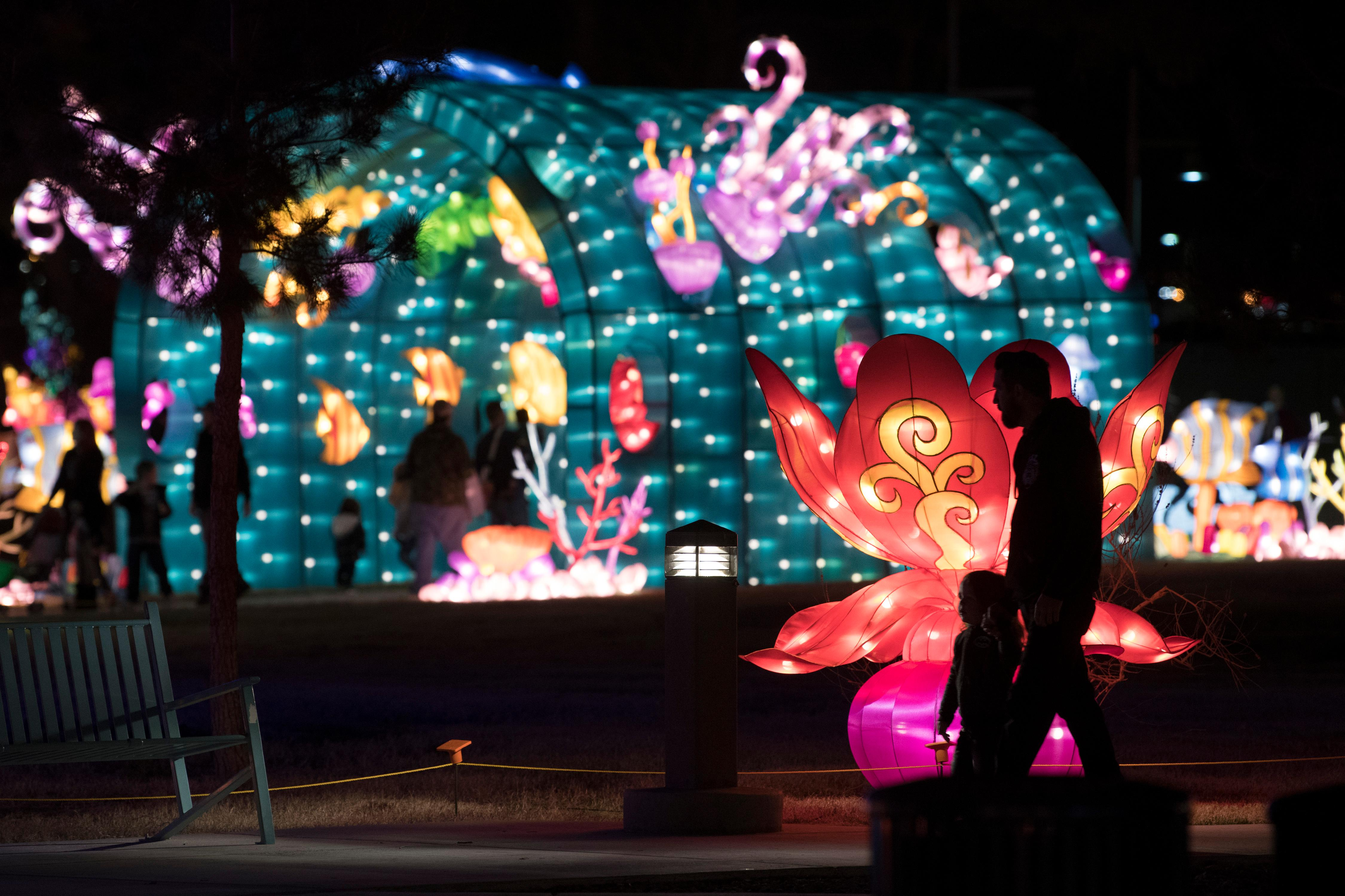 Gallery China Lights Lantern Festival Takes Over Craig