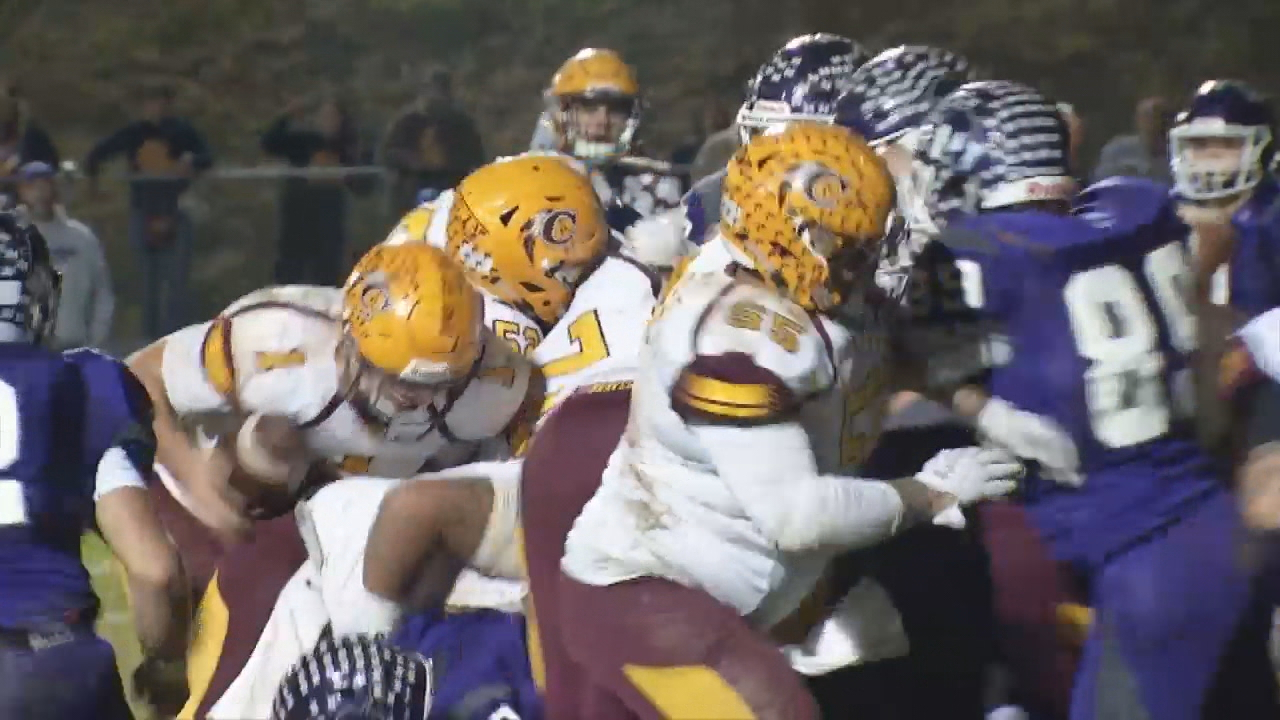 Beyond the Scoreboard: Defending the run key to Cherokee vs. North DuplinPhoto credit: WLOS Staff)
