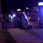 Suspected drunk driver causes rollover crash during chase on West side, police say