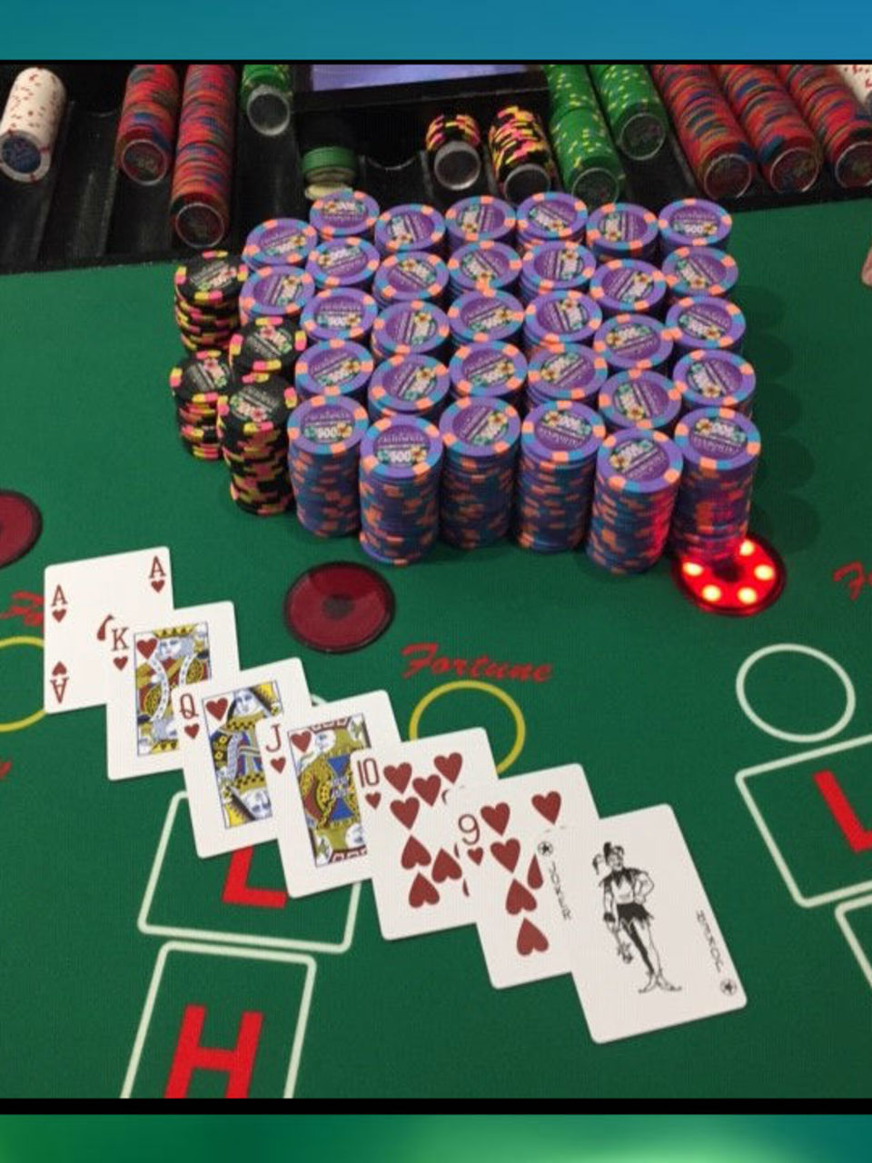 Top texas holdem starting hands