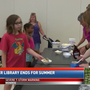 Raymer Elementary celebrates last day of 2017 summer reading