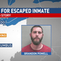 Search continues for escaped inmate who overpowered deputy
