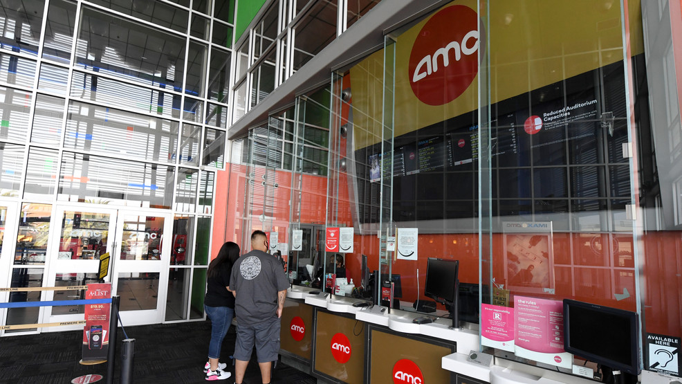 As restrictions ease, movie theaters struggle with few new films, fearful consumers