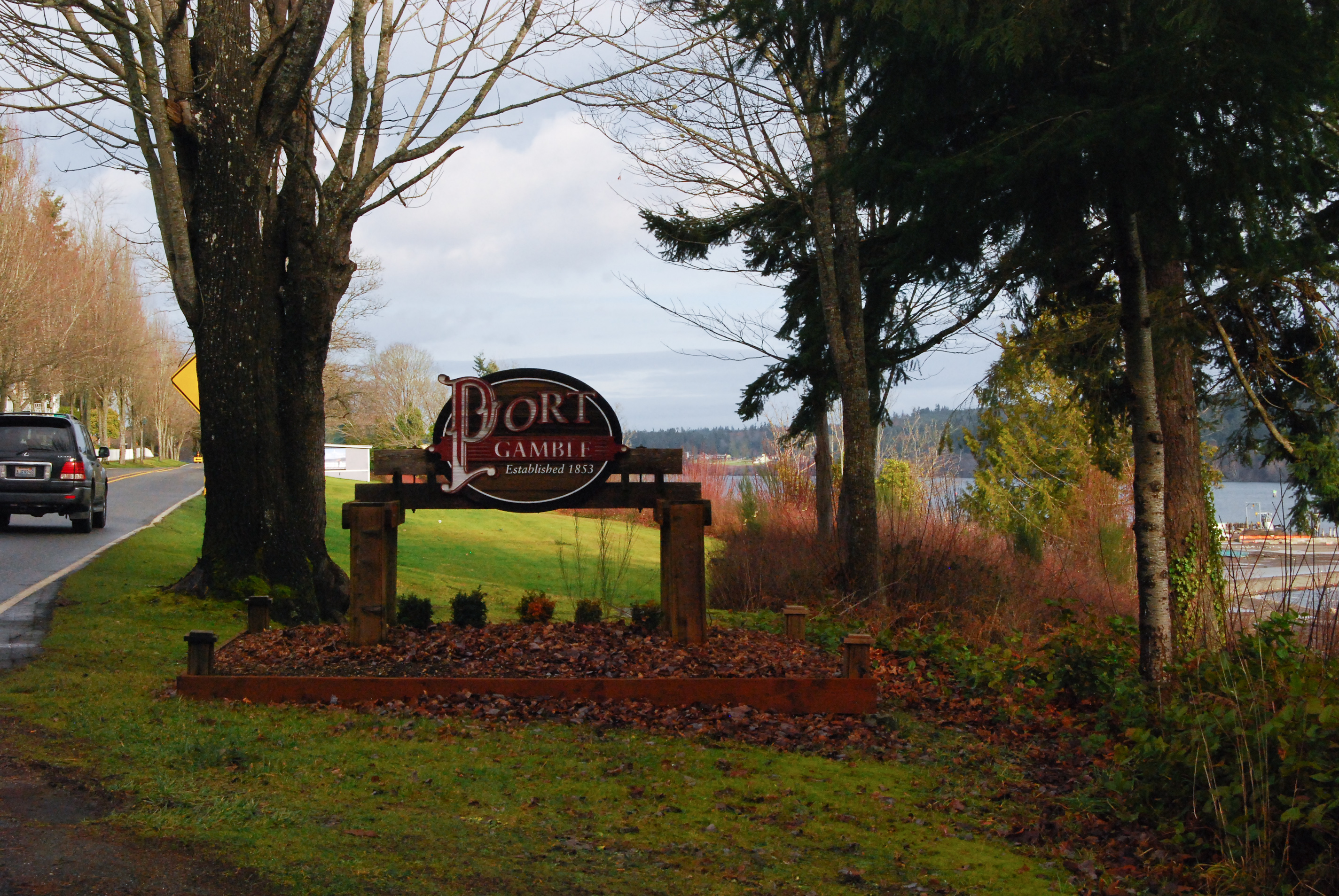 The quaint town of Port Gamble is great afternoon getaway from Seattle (Rebecca Mongrain/Seattle Refined)