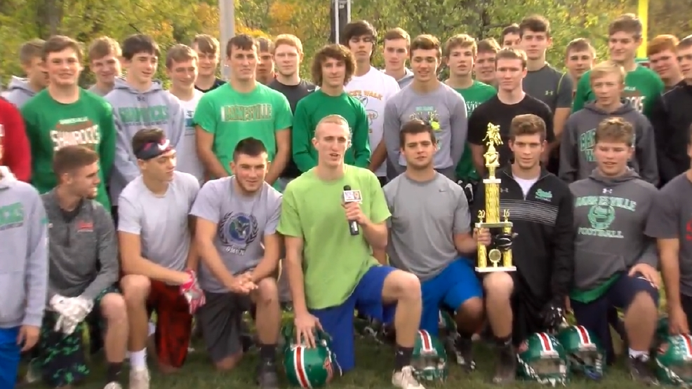 Team of the Week 11.1.16 - Barnesville Shamrocks