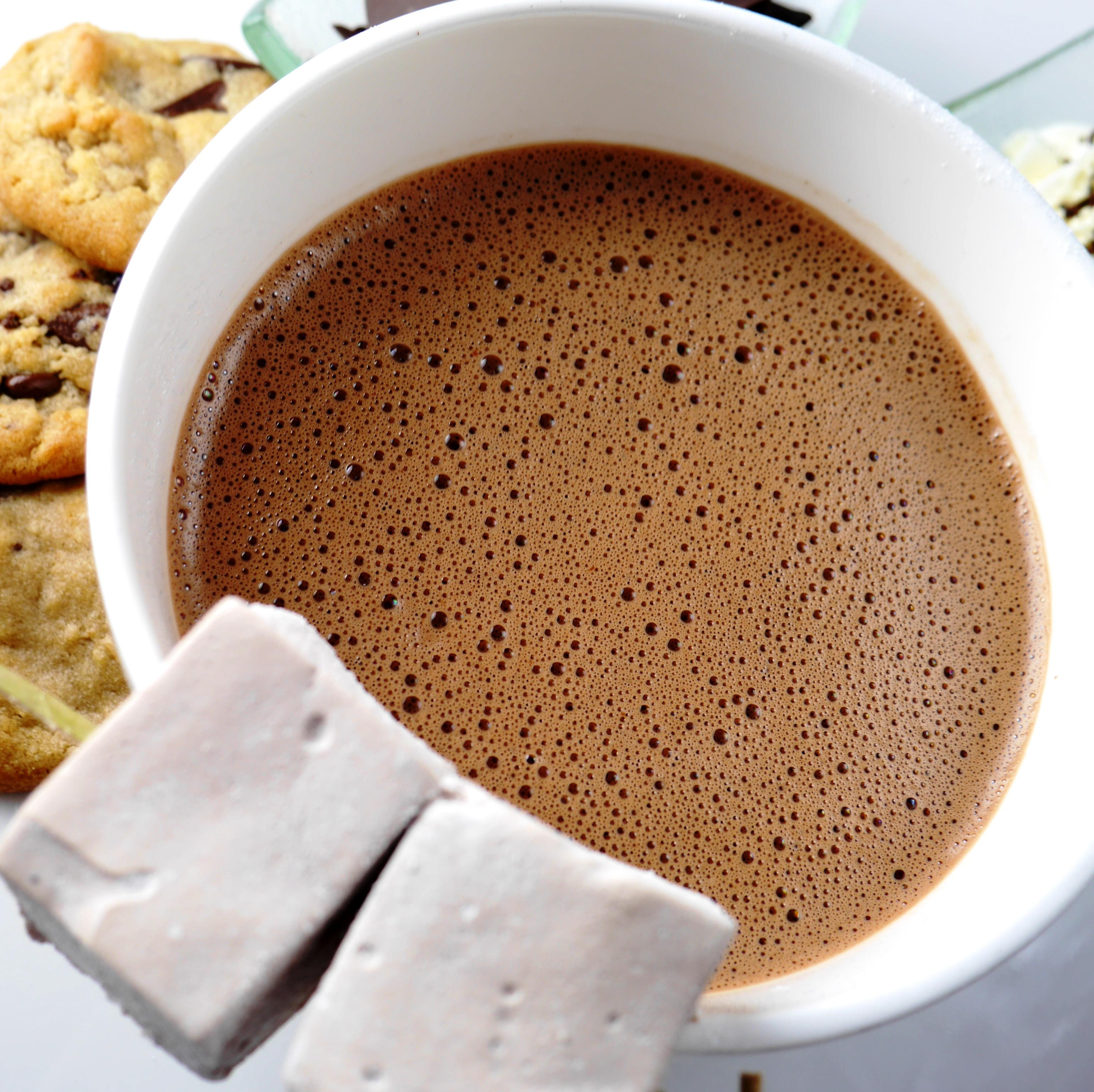 Hot chocolate at Fairmont.{&nbsp;} (Image: Courtesy The Fairmont Washington){&nbsp;}<p></p>