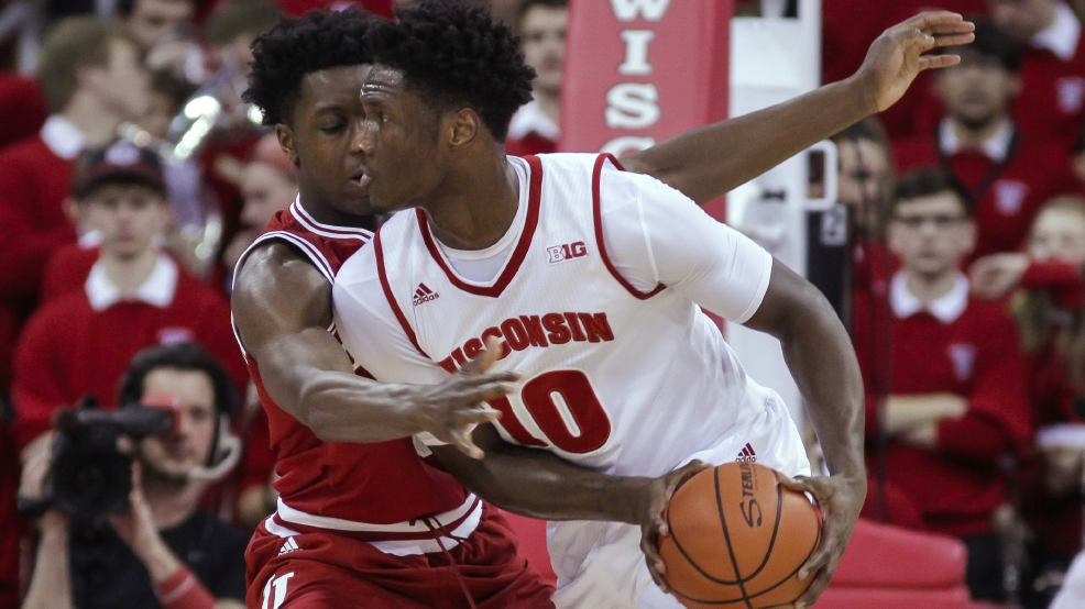 Badgers' matchup set for Maui Invitational
