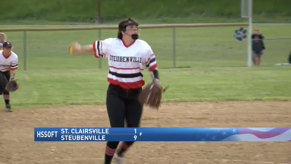 5.15.19 Highlights - Steubenville stops St. Clairsville to advance to district final