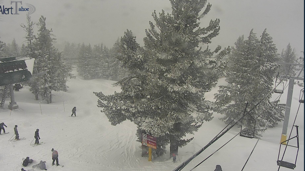 Winter Weather Makes Its Way Back To The Northern Nevada Area