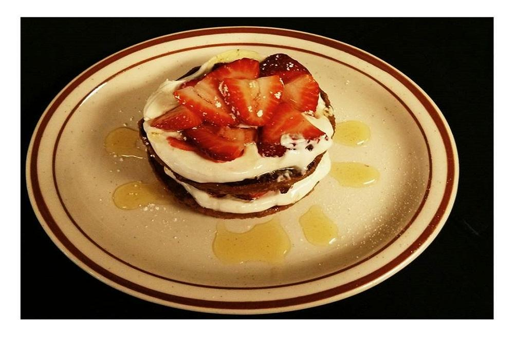 Breakfast Shortcake at Wayward Cafe. (Photo courtesy: Wayward Cafe Facebook Page)