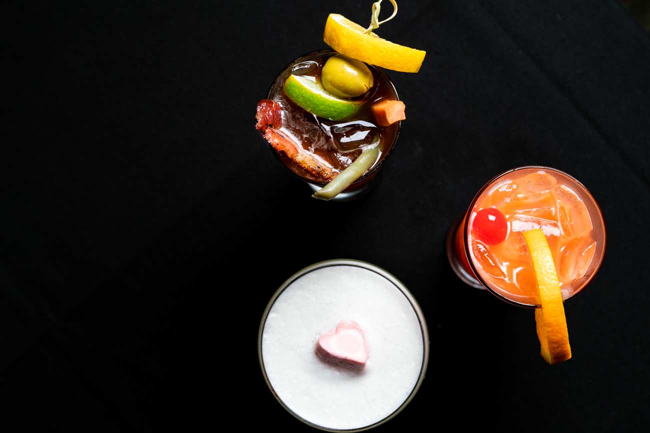 Don't forget their famous Bloody Marys, Beermosas, and traditional New Orleans cocktails like Sazeracs, Hurricanes, and Kir Royales / Image: Amy Elisabeth Spasoff // Published: 5.19.19