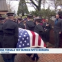 Air Force veteran without family gets proper burial at Willamette National Cemetery