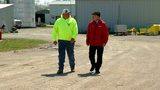 Clermont County soybean farmer reacts to possible trade war with China