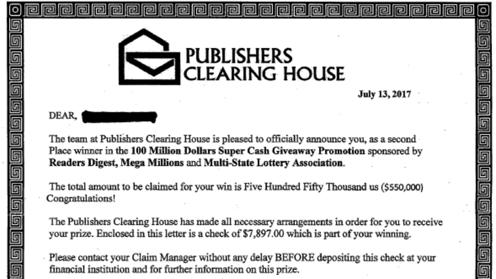 Is Publishers Clearing House Legitimate House Plan 2017