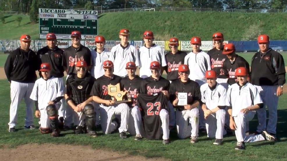 5.10.17 Team of the Week - OVAC Champion Big Red baseball team