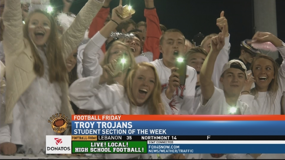 Week 6: Troy Trojans