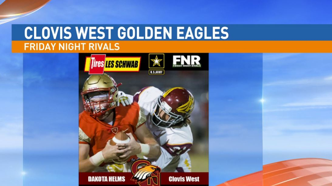 Clovis West Golden Eagles player to watch