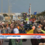 Organizers discuss safety measures for Pensacola Beach Mardi Gras parade