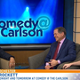 Comedian Affion Crockett visits Good Day Rochester