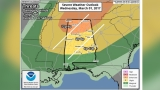 The Weather Authority: Severe Storms Possible Across Alabama Tomorrow