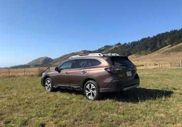 Five things to know about the 2020 Subaru Outback