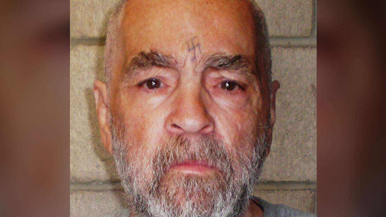 Charles Manson. (California Department of Corrections and Rehabilitation via MGN)