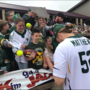 Matthews, Adams host Green and Gold softball game