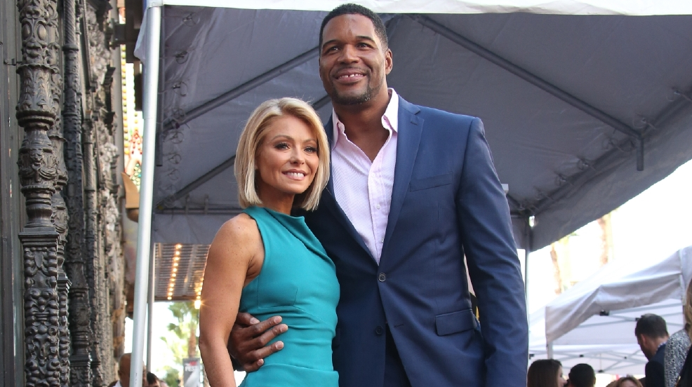 Search to begin for Michael Strahan's successor on 'Live'