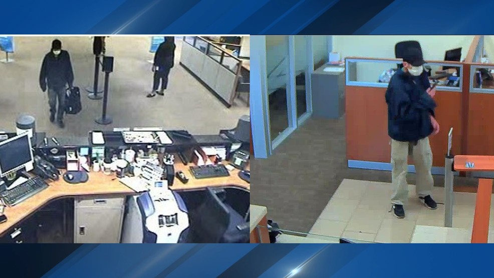 Austin Police searching for surgical mask-wearing bank robbery suspects