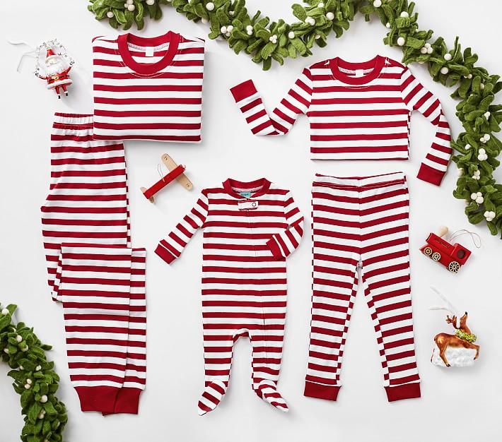 "<p>Head to Pottery Barn Kids for these Classic Stripe Family Pajamas.{&nbsp;}<a  href=""https://www.potterybarnkids.com/products/classic-stripe-family-pajamas-collection/?pkey=ckids-pajamas&isx=0.0.239"" target=""_blank"" title=""https://www.potterybarnkids.com/products/classic-stripe-family-pajamas-collection/?pkey=ckids-pajamas&isx=0.0.239"">Shop it $29{&nbsp;}</a>(Image: Pottery Barn Kids){&nbsp;}</p>"