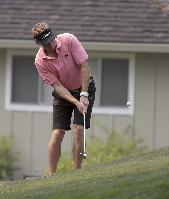 Southern Oregon Golf Championship Tuesday Qualifying at Rogue Valley Country Club. [// PHOTOS BY: LARRY STAUTH JR]